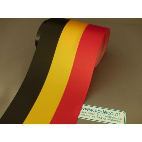 "Landenkleur Belgie ""Tricolour B"""