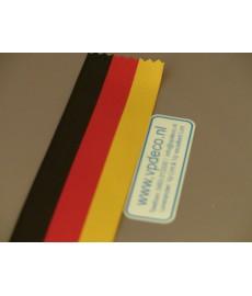 """Landenkleur Duitsland """"Tricolour D"""""""