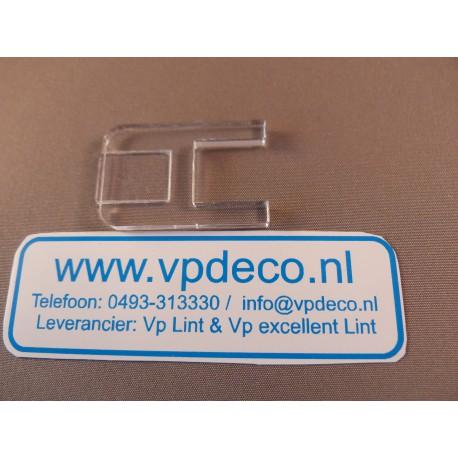 "Plastic adaptor 1x10/15 mm ""Adaptor"""